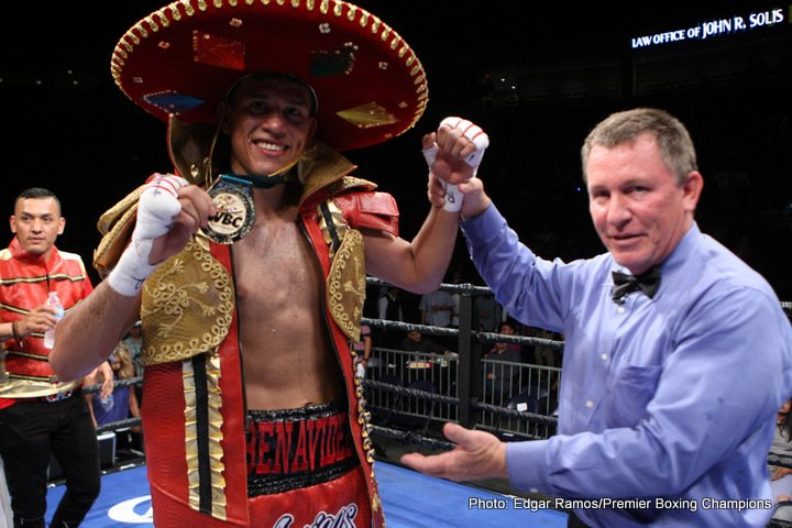 David Benavidez Record