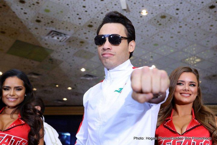 Julio Cesar Chavez Jr. Sergio Martinez