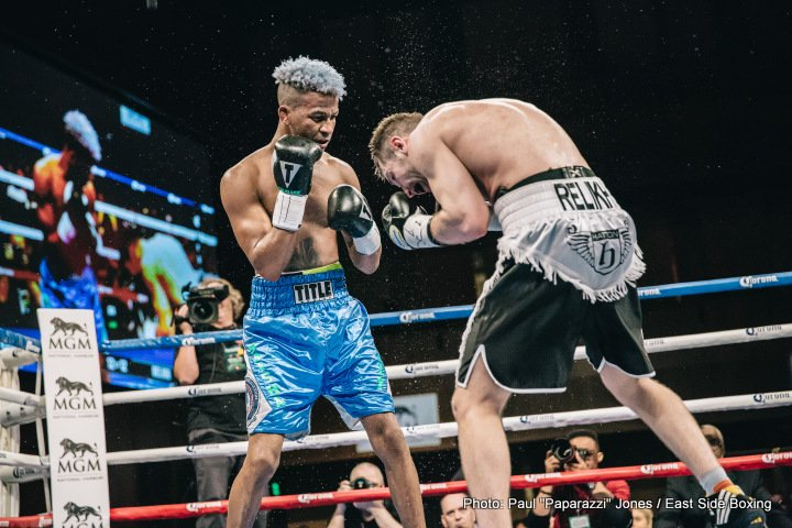 Latest Rances Barthelemy Robert Easter Jr.