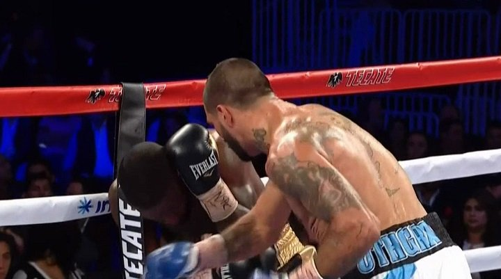 - Latest Lucas Matthysse