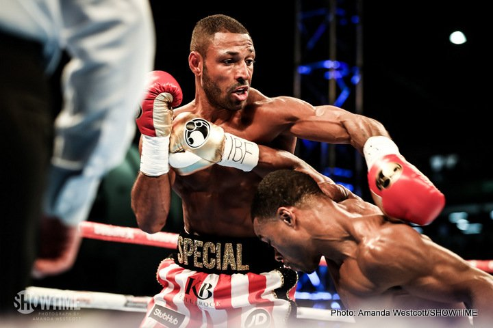 Kell Brook Miguel Cotto