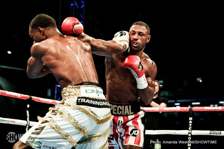 Spence vs. Brook fight aftermath » Boxing News