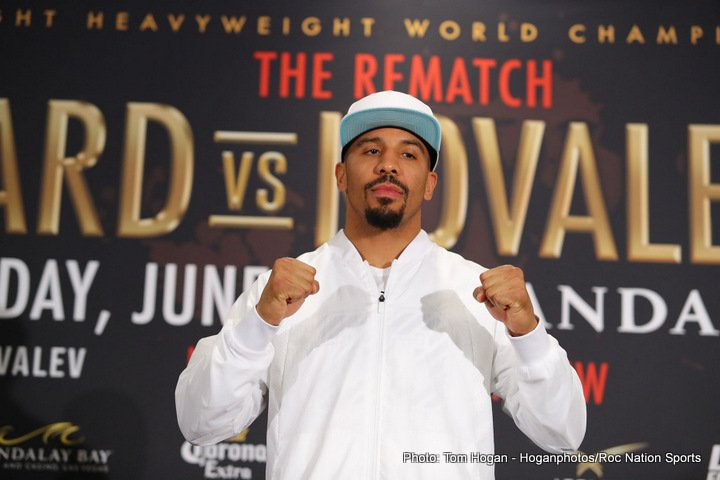 Khan vs Crawford: Andre Ward & Tim Bradley Interview