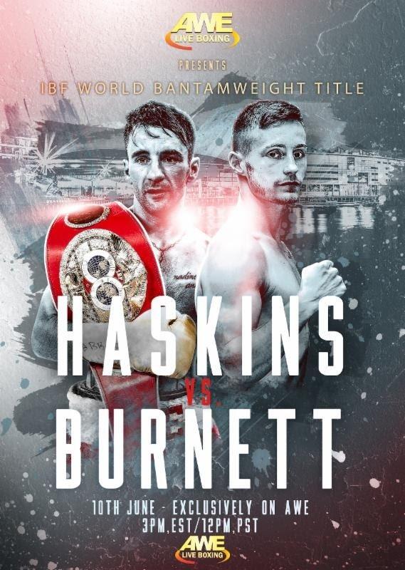 - Latest Lee Haskins Ryan Burnett