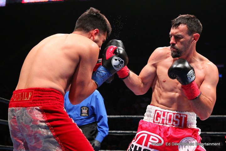 - Latest Robert Guerrero Shawn Porter