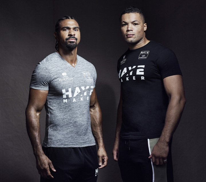 - Latest David Haye Joe Joyce