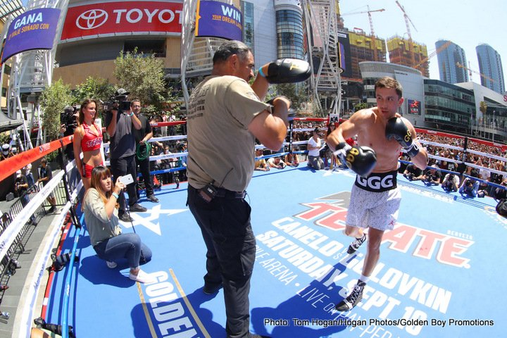 - Latest Canelo Alvarez Gennady Golovkin Canelo vs. Golovkin
