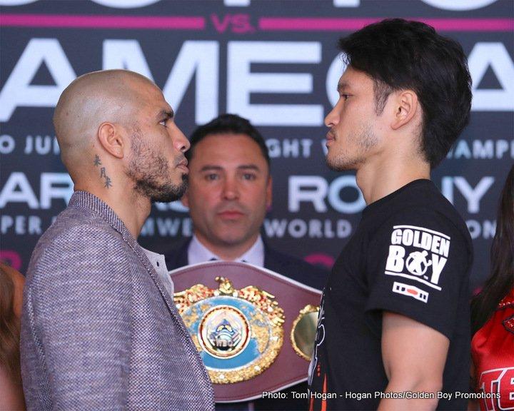 Miguel Cotto Cotto vs. Kamegai Yoshihiro