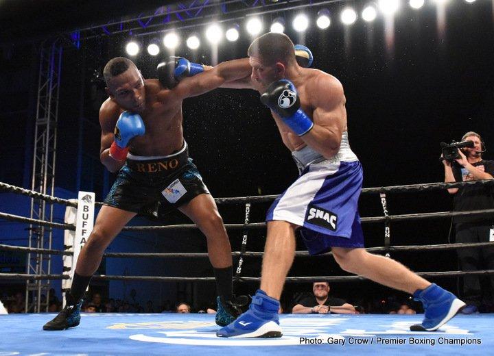 Demetrius Andrade Derevyanchenko vs. Andrade Sergiy Derevyanchenko