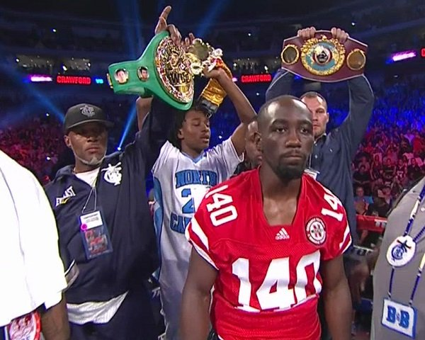 Terence Crawford Horn vs. Crawford Jeff Horn