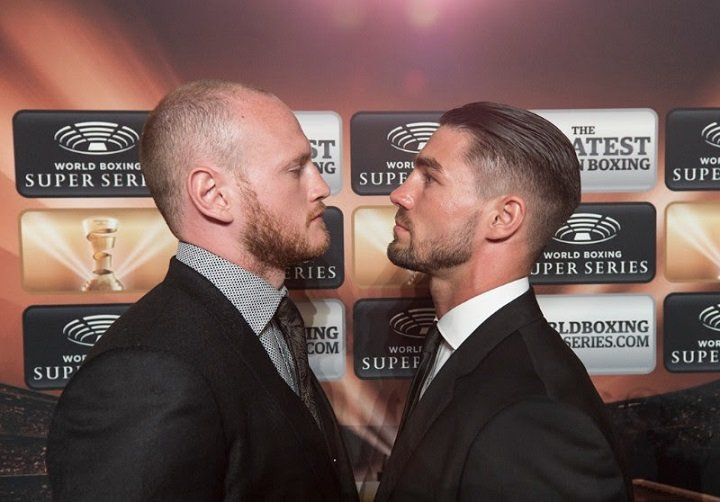 George Groves Jamie Cox