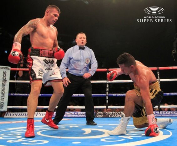 - Latest Callum Smith Erik Skoglund Smith vs. Skoglund