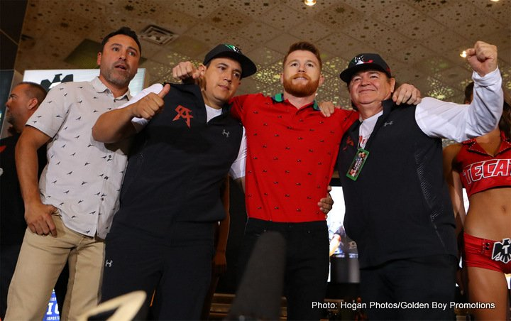 Will Canelo Finally Receive Credit if he Beats Golovkin? » Boxing News