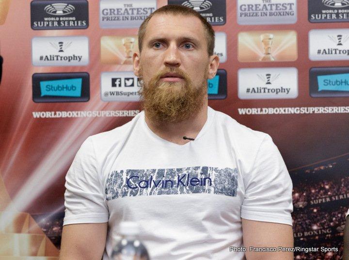 - Latest Dmitry Kudryashov Dorticos vs. Kudryashov Yunier Dorticos