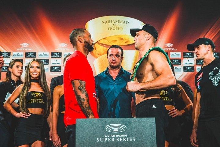 Latest Briedis vs. Perez Mairis Briedis Mike Perez