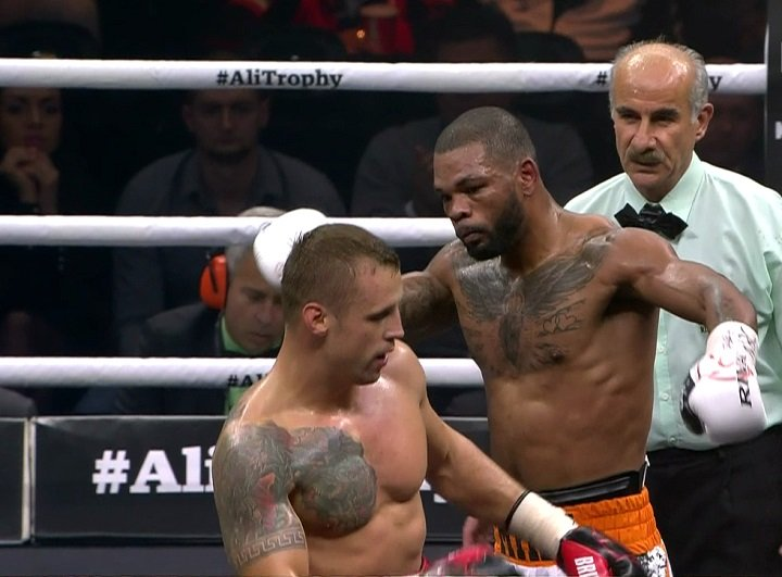 Latest Briedis vs. Perez Mairis Briedis Mike Perez