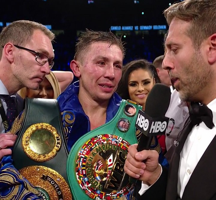 Loeffler: GGG Will Consider Other Options Soon » Boxing News