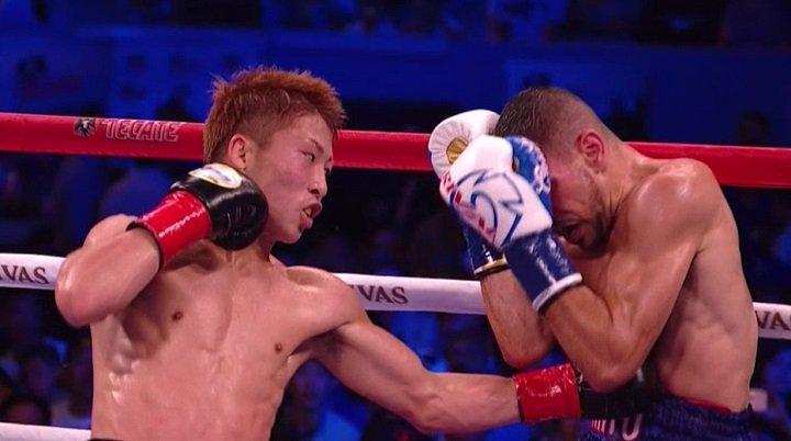 Latest Antonio Nieves Inoue vs. Nieves Naoya Inoue