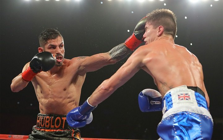 - Latest Jorge Linares Linares vs. Campbell Luke Campbell