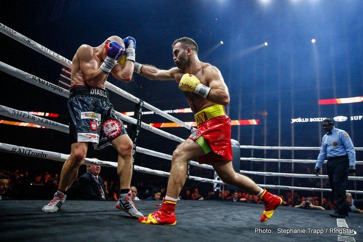 Latest Gassiev vs. Dorticos Murat Gassiev Yunier Dorticos