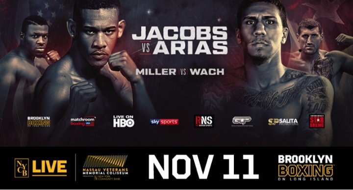 - Latest Daniel Jacobs