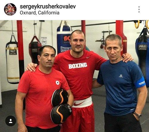 - Latest Sergey Kovalev