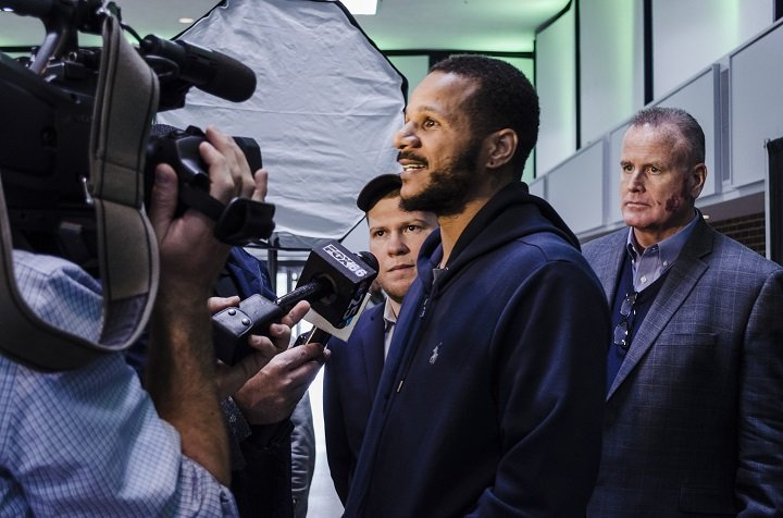 Anthony Dirrell Denis Douglin Dirrell vs. Douglin