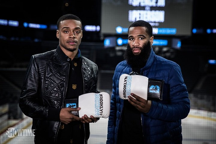 - Latest Errol Spence Jr lamont peterson Spence vs. Peterson