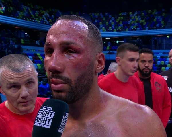 Chris Eubank Jr George Groves James DeGale Caleb Truax DeGale vs. Truax