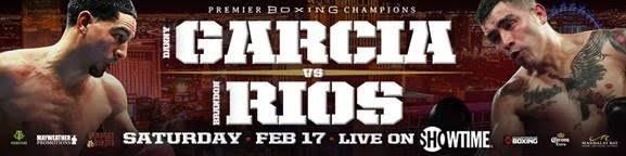 Brandon Rios Danny Garcia Garcia vs. Rios Robert Garcia