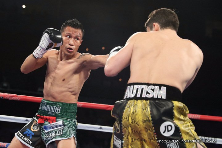 Latest Stephen Smith Vargas vs. Smith
