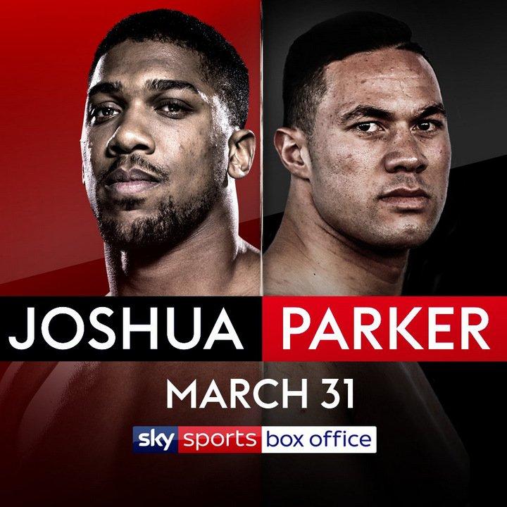Joseph Parker: I'll Need To Be Superman To Beat Joshua