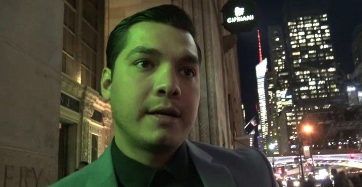 Adrien Broner Errol Spence Jr Broner vs. Figueroa Jr Omar Figueroa Jr.