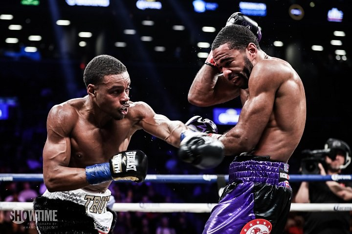 - Latest Errol Spence Jr lamont peterson