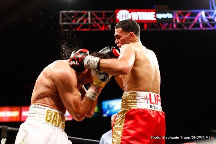 Errol Spence Jr Mikey Garcia Benavidez vs. Love David Benavidez J'Leon Love Spence vs. Garcia