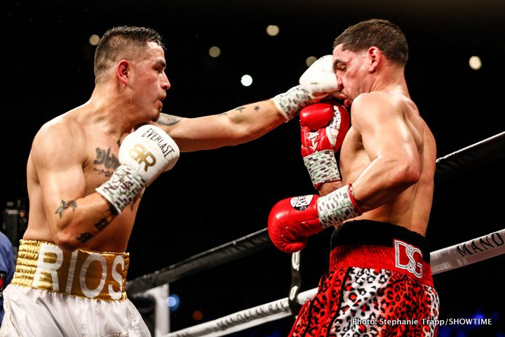 Brandon Rios Ricky Burns