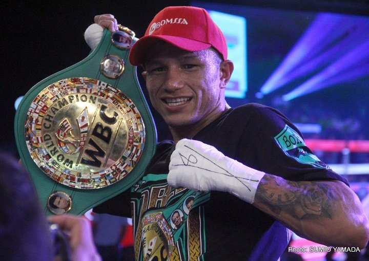 Image result for miguel berchelt wbc champion