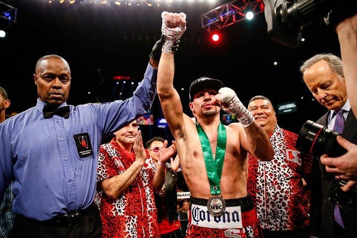- Latest Brandon Rios Danny Garcia Garcia vs. Rios