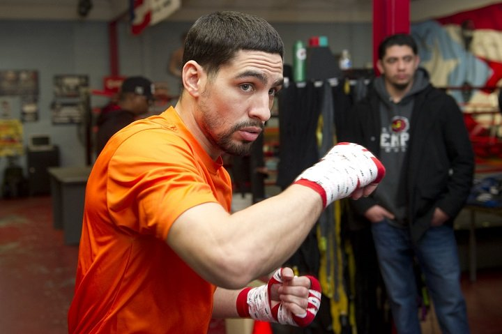 Ellerbe: Danny Garcia has the best resume other than Canelo and ...
