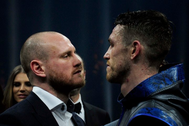 Chris Eubank Jr George Groves Callum Smith Groves vs. Smith Kalle Sauerland WBSS World Boxing Super Series