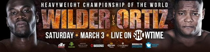 - Latest Deontay Wilder Luis Ortiz Wilder vs. Ortiz