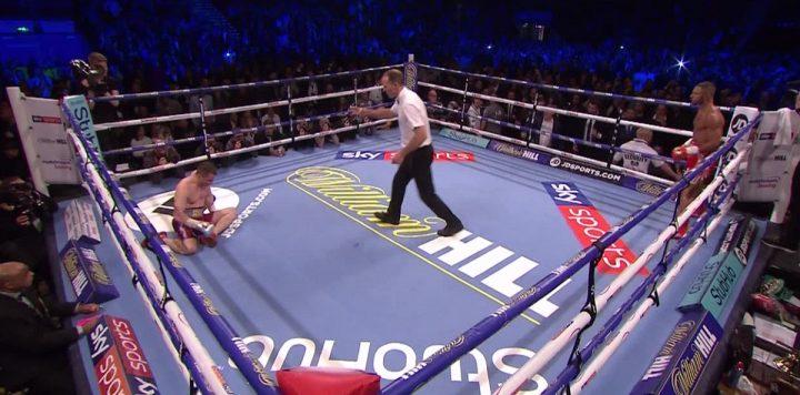 Amir Khan Kell Brook Brook vs. Rabchenko Eddie Hearn Khan vs. Brook Sergey Rabchenko