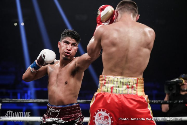 a0cf616a0b1a Mikey Garcia Joins Elite Company, Buy a Fight & More » Boxing News ...