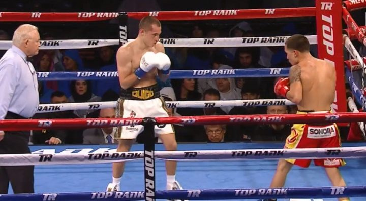 Oscar Valdez vs. Scott Quigg - Results » Boxing News