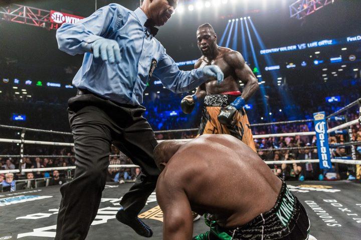 Deontay Wilder Tyson Fury Wilder vs. Fury
