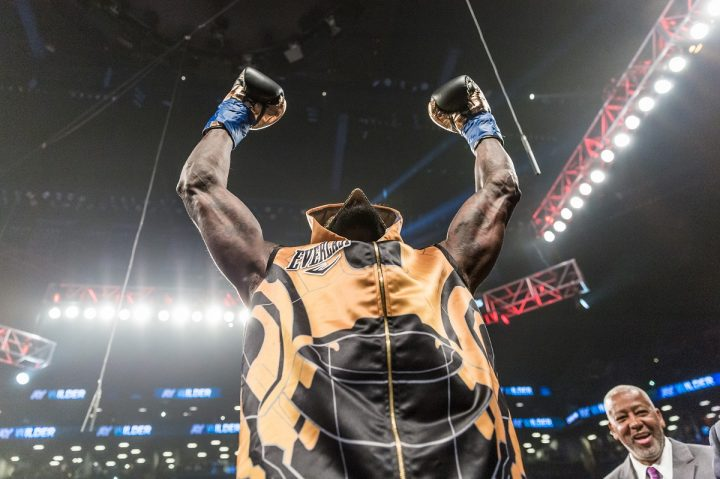Anthony Joshua Deontay Wilder Joshua vs. Wilder