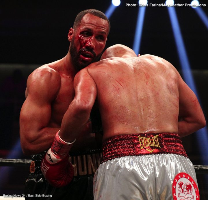 - Latest James DeGale Caleb Truax