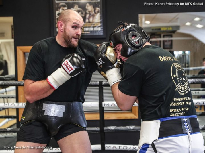 Tony Bellew Tyson Fury