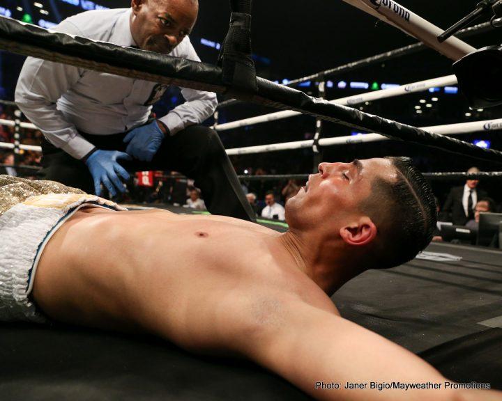 Latest Charlo vs. Centeno Jr. Davis vs. Cuellar Gervonta