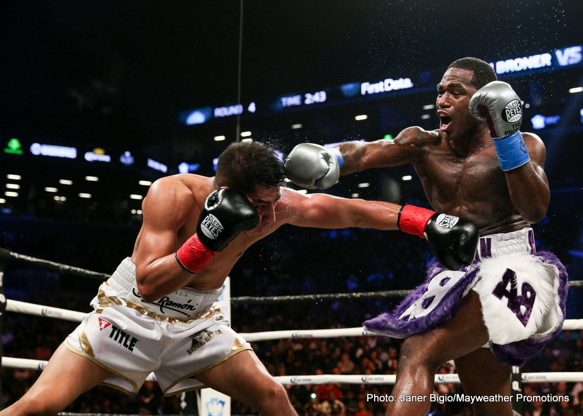 Adrien Broner vs. Jessie Vargas – Results » Boxing News